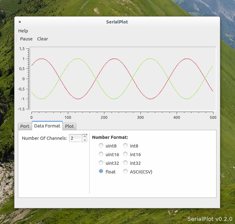 SerialPlot – Realtime Plotting Software for UART/Serial Port